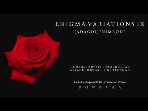 "Elgar - Nimrod (""Enigma Variations"") Arrangement by Ashton Gleckman"