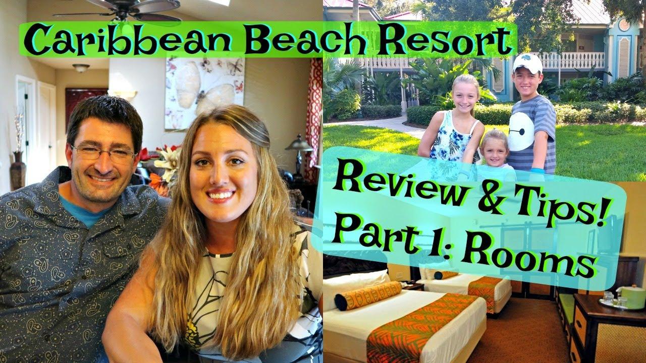Disneys Caribbean Beach Resort Review Part 1 Rooms Refurbishment And TIPS