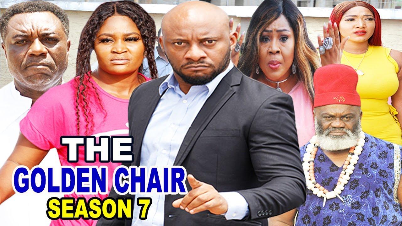 Download THE GOLDEN CHAIR SEASON 7 -(Trending New Movie Full HD)Yul Edochie 2021 Latest Nigerian New Movie