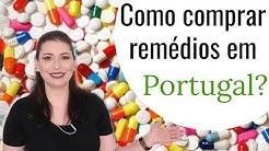 Como comprar remédios em Portugal? Precisa de Receita? Farmácias em Portugal - Thaís Garrote
