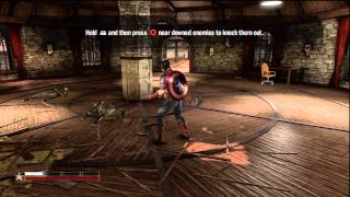 Captain America: Super Soldier - Walkthrough - Chapter 1: Stand Alone Together [PART 2]