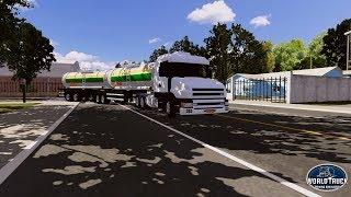 World Truck Driving Simulator - New Gameplay video - Work in Progress