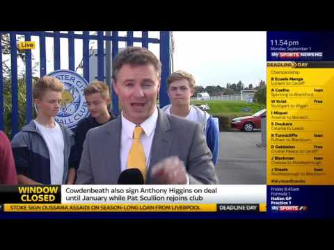 Sky Sports News HQ   Transfer Deadline Day 2014   Best Bits