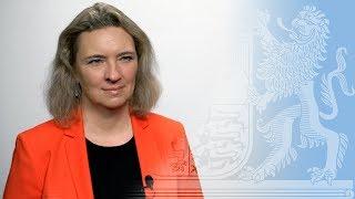 Staatsministerin Kerstin Schreyer im Videoporträt - Bayern