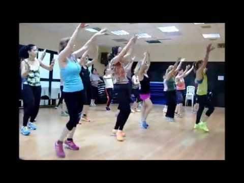 Bailando - Enrique Iglesias - Zumba SagitS