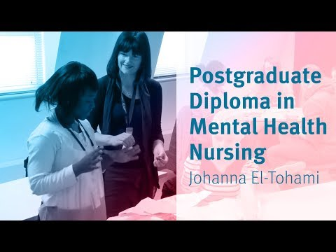 Becoming a mental health nurse