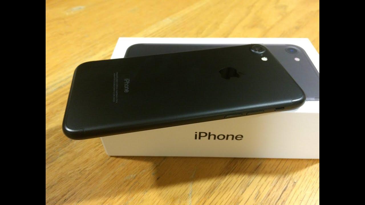 Iphone S Noir Mat