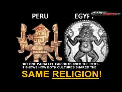 Peru & Egypt (Strange Similarities): Did Ancient Peru & Egypt Share The Same Religion?