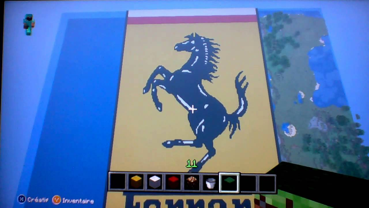 how to show horse stats minecraft