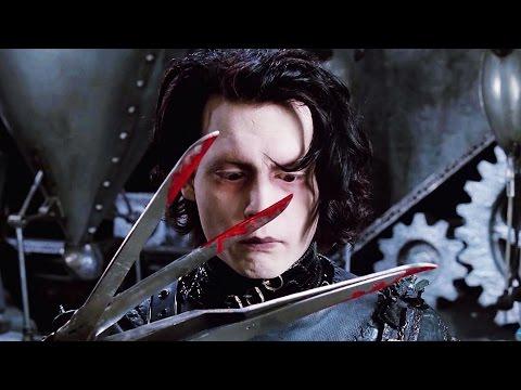 Эдвард руки-ножницы - Официальный Трейлер (1990) | HD