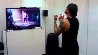 The Michael Jackson Experience, Billie Jean, Gameplay, Wii, Gamescom2010