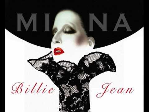 "MINA ""Billie Jean "" - Michael Jackson COVER"