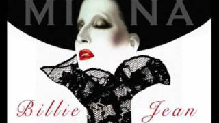 "MINA ""Billie Jean "" - Michael Jackson COVER"