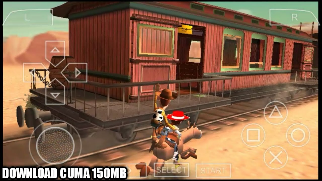 Toy Story Games Gratis : Cara downlodad dan install game toy story 3 ppsspp android youtube