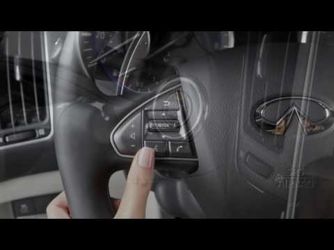 2017 INFINITI Q50 - Voice Recognition (if so equipped)