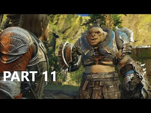 Middle Earth Shadow of War - ACT 2 Ring of Power, Recruit Captains Walkthrough Part 11