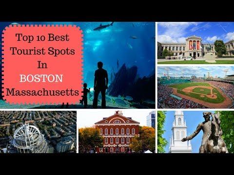 Top 10 Best Tourist Spots In Boston Massachusetts | RK Travel