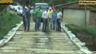 El puente sobre la quebrada San Nicolás en Yarumal será reco…