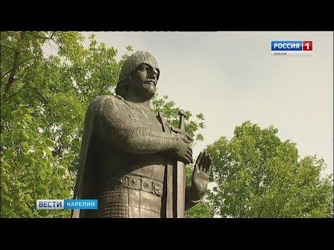 День памяти Александра Невского отметили в Петрозаводске
