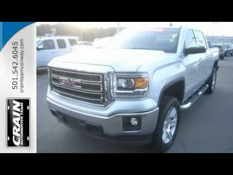 2014 gmc sierra 1500 conway ar little rock ar 5sg2248a sold youtube. Black Bedroom Furniture Sets. Home Design Ideas