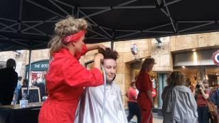 AIR Hairdressing - Układanie włosów powietrzem