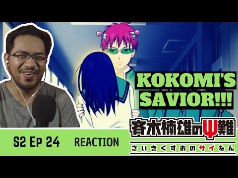 Saiki Kusuo No Psi Nan 2 Episode 24 [REACTION]