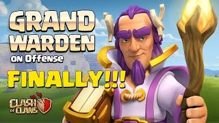Grand Warden! - Sneak Peak - New Update - TH11 - Day 13 - Clash of Clans