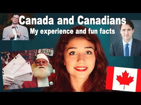 CANADA AND CANADIANS | My Experience and Fun Facts