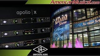 NAMM 2019 Universal Audio - American Musical Supply