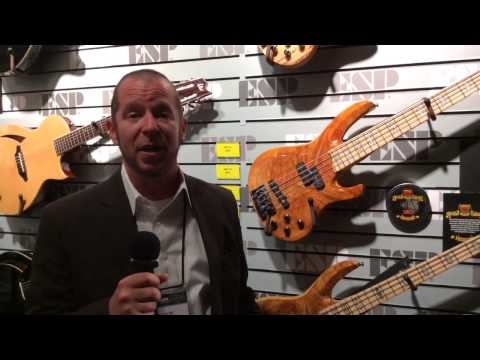 NAMM 2014 LTD RB1000 Series Bass