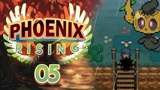 A MYSTERIOUS POKEMON?! Pokemon Phoenix Rising Let's Play! Episode 05 w/ aDrive