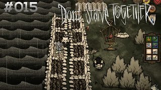 DON'T STARVE TOGETHER #015: ES REGNET ZUVIEL! [HD+] | Let's Play Don't Starve