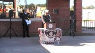 DFD Fallen Firefighter Memorial Service Thumbnail