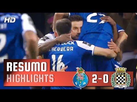 Resumo: FC Porto 2-0 Boavista (Liga 27ªJ)