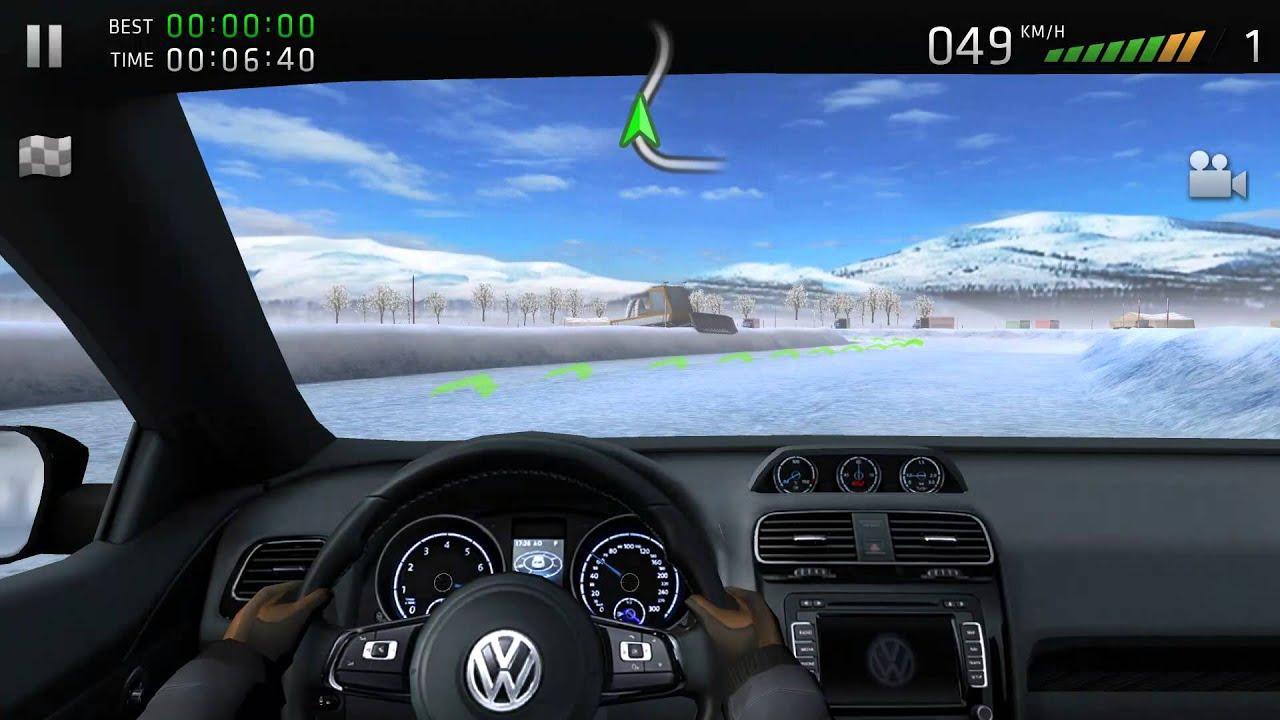 Bon Sports Car Challenge 2 VW Scirocco R 2014 Gameplay