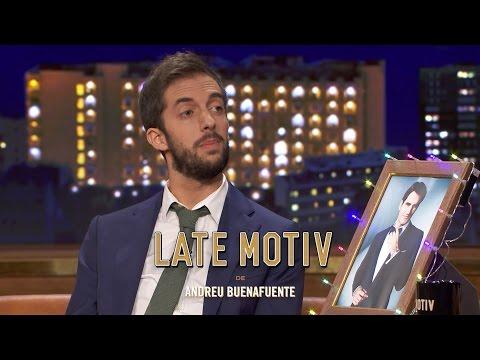 LATE MOTIV - David Broncano. Semblanza de Roger Federer | #Latemotiv139