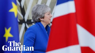EU leaders meet to discuss Brexit extension at emergency summit - watch live
