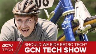 Gambar cover Riding Retro Bike Tech  | GCN Tech Show Ep. 93