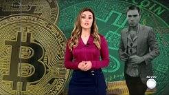 Golpista do Bitcoin Marlon Gonzalez no Domingo Espetacular da TV Record