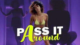 Filledagreat & Mike Lee - Pass It Around'(Music video)