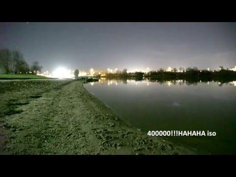Sony a7S II 4K ISO Video Test (800-400k STUPID HAHA)