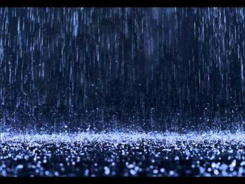 relaxing rain and thunder sound hd youtube