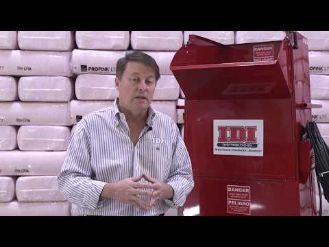 How to Choose an Insulation Blowing Machine That Keeps up With the Competition