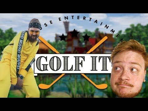 Uusi golfpeli testissä! ft. Liedon Hurja