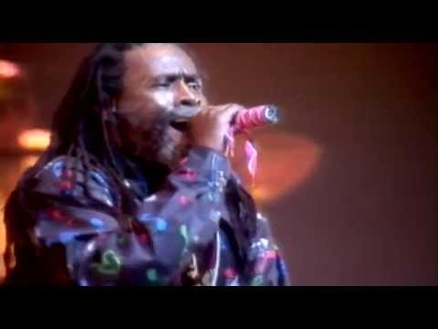 Burning Spear - The Wilderness - Live in Paris, Zenith 88