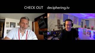 John W. Warner IV returns to DecipheringMyExperience!!!
