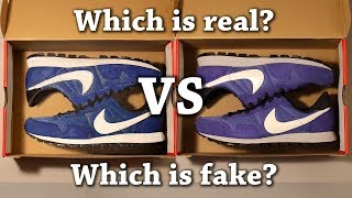 Fun Test: Which is real? Nike Air Drawing Challenge!