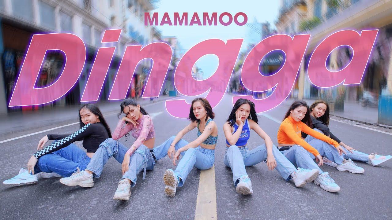 [KPOP IN PUBLIC PHỐ ĐI BỘ] MAMAMOO (마마무) - Dingga (딩가딩가) Dance Cover By B-Wild From Vietnam