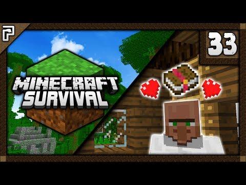 💎 BEST Villager Trade Ever?! World Exploration!   Let's Play Minecraft Survival 1.12