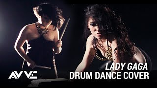 Lady Gaga Dance & Electronic Drum Cover - Marry The Applause